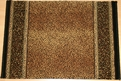 Everest Senegal 5129/2232a Ebony Carpet Stair Runner