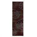 Nourison Expressions Xp03 Brown Runner