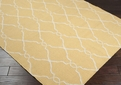 Fallon FAL-1001 Yellow Ivory Area Rug by Surya