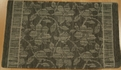 Floral Stencil FS-01 Hazy Day Carpet Stair Runner