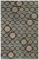 Florali Blue Evergreen Morgan Hill Area Rug by Capel