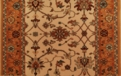 Gem Khorasan 8594/2083a Antique Gold Custom Runner