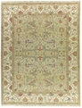 Grand Antiquities GA134 Beige Serapi Hand Knotted Flat Weave 100% Wool Payless Rugs