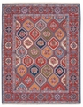 Grand Antiquities GA43 Multi Baktiari Hand Knotted Flat Weave 100% Wool Payless Rugs