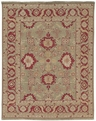 Grand Antiquities GA54 Multi Oushak Hand Knotted Flat Weave 100% Wool Payless Rugs