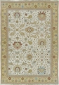 Grand Antiquities GA72 Ivory Sultanabad Hand Knotted Flat Weave 100% Wool Payless Rugs