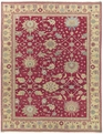 Grand Antiquities GA72 Red Sultanabad Hand Knotted Flat Weave 100% Wool Payless Rugs