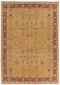 Grand Antiquities GA92 Yellow Agra Flat Weave Rug