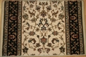 Grand GRA-03 Ivory Carpet Stair Runner