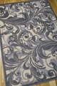 Graphic Illusions GIL01 Multi Area Rug by Nourison