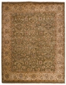 Green Beige Boca Park Rug by Capel