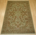 Hacienda HAC-10 Antique Ivory Soft Gold Rug