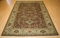 Hacienda HAC-18 Brown Ivory Rug