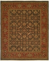 Hacienda HAC-40 Blue Rose Rug