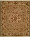 Hacienda HAC-41 Pale Green Ivory Flat Weave Hand Knotted 100% Wool Rugs On Sale