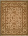 Hacienda HAC-45 Ivory Ivory Flat Weave Hand Knotted 100% Wool Rugs On Sale