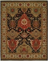 Hacienda HAC-54 Multi Flat Weave Hand Knotted 100% Wool Rugs On Sale