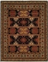Hacienda HAC-55 Earthtones Flat Weave Hand Knotted 100% Wool Rugs On Sale