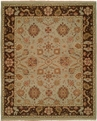 Hacienda HAC-62 Light Blue Brown Flat Weave Hand Knotted 100% Wool Rugs On Sale