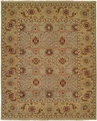 Hacienda HAC-69 Light Blue Light Gold Flat Weave Hand Knotted 100% Wool Rugs On Sale