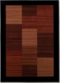 Hamptons Multi Stripe 0766/4998 Everest Area Rug by Couristan