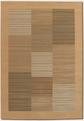 Hamptons Sahara Tan 0766/5860 Everest Area Rug by Couristan