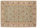 Heritage 52201B Light Blue Rug