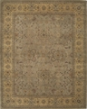 Heritage Hall HE02 Green Area Rug by Nourison