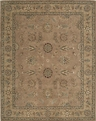 Heritage Hall HE07 Peach Area Rug by Nourison