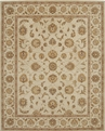 Heritage Hall HE08 Ivory Area Rug by Nourison