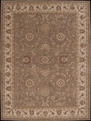 Heritage Hall HE09 Olive Area Rug by Nourison