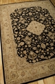 Heritage Hall HE10 Black Area Rug by Nourison