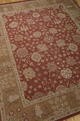 Heritage Hall HE13 Brick Area Rug by Nourison