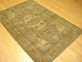 Heritage Hall HE16 Gold Area Rug by Nourison