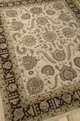 Heritage Hall HE19 Beige Area Rug by Nourison