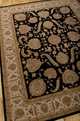 Heritage Hall HE19 Black Rug by Nourison