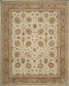 Heritage Hall HE22 Aqua Area Rug by Nourison