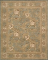 Heritage Hall HE25 Blue Area Rug by Nourison