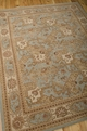 Heritage Hall HE25 Blue Rug by Nourison