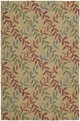 Home & Porch Factors Walk 2023 07 Butterscotch Outdoor Area Rug by Kaleen