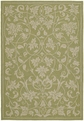 Home & Porch Presley 2024 33 Celery Outdoor Area Rug by Kaleen