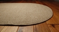 Homespice Out-Durable Sand Outdoor Area Rug