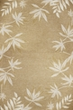 Horizon 5706 Sage Green Flora Outdoor Rug by Kas
