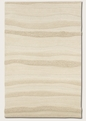 Impressions Stripe White 2150/9000 Super Indo Natural Area Rug by Couristan