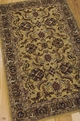 India House IH17 Gold Area Rug by Nourison