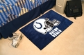 Indianapolis Colts Starter Mat Machine Made 100% Nylon with Non-Skid Backing