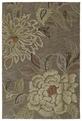 Inspire 6403 60 Sensation Mocha Area Rug by Kaleen