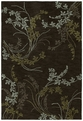 Inspire 6406 40 Vision Chocolate Area Rug by Kaleen