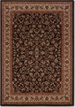 Isfahan Black 3791/6025 Everest Area Rug by Couristan