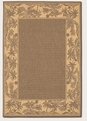 Couristan Island Beige Natural 1222/0722 Recife Rug